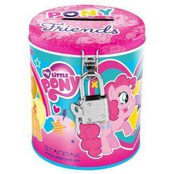 Starpak, My Little Pony, skarbonka metalowa, okrągła - oferta [65f4427877a51785]