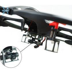 X-drone (kamera 0.3mp, radio 2.4ghz, zasięg do 200m) od producenta Gimmik