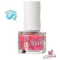 SNAILS Brokat do paznokci - Purple Light, towar z kategorii: Pozostałe kosmetyki i higiena