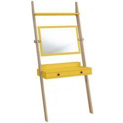 Toaletka drabinowa LENO - żółta