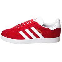 Adidas  originals gazelle tenisówki czerwony 40 2/3