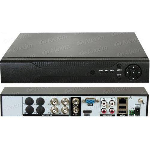 Rejestrator standardowy, NVR-IP, hybrydowy AXR SDVR63BL04-Y - oferta (0512d748030fd45d)