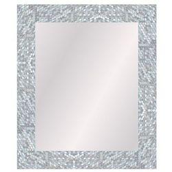 Lustro Honey srebrny, 3234-E-2156 40X50
