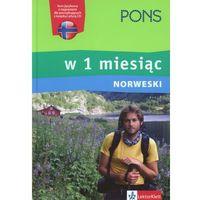 Pons Norweski W 1 Miesiąc Z Płytą Cd (128 str.)