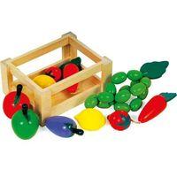 Warzywa w Skrzyneczce - zabawka dla dzieci