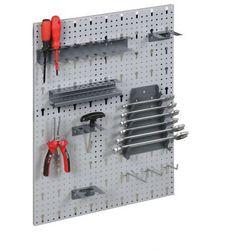 B2b partner Zestaw haczyków na narzędzia, 22 szt