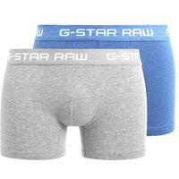GStar CLASSIC TRUNC 2 PACK Panty light nassau blue heather/grey heather, bawełna