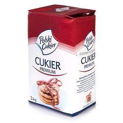 Cukier Biały Premium 1 kg. - produkt z kategorii- Cukier i słodziki