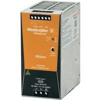 Zasilacz na szynę DIN Weidmueller PRO ECO 240W 24V 10A 24 V/DC 10 A 240 W 1 x (4050118275599)