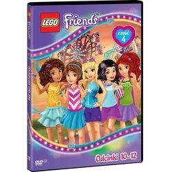 LEGO Friends. Część 4. DVD