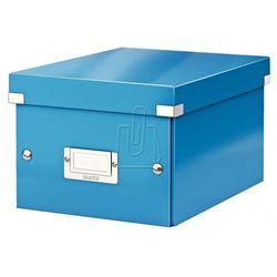 Esselte Pudło click & store małe a5 niebieskie 6043