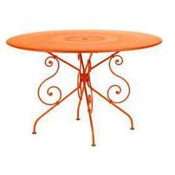 Stół okrągły 117cm ogrodowy 1900  marki Fermob
