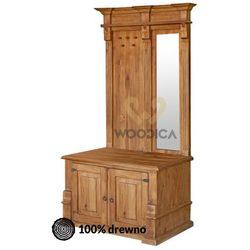 Woodica Garderoba hacienda 01