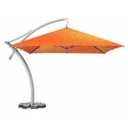 Parasol Ogrodowy Ibiza Quattro 3,5x3,5 m - Orangina, towar z kategorii: Parasole ogrodowe