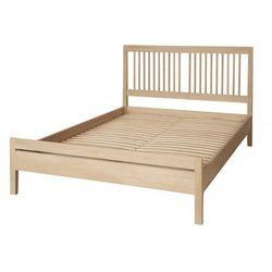 design łóżko dębowe harrison marki Signu