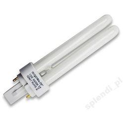 Świetlówka kompaktowa PLC 2P G24d1 13W 6400K od ledmax.sklep.pl
