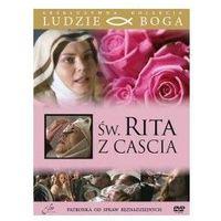 Praca zbiorowa Św. rita z cascia + film dvd