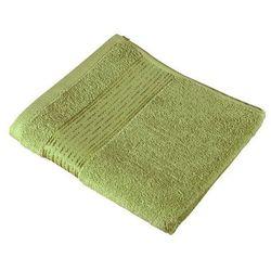 Bellatex Ręcznik kąpielowy Kamilka Pasek oliwkowy, 70 x 140 cm - sprawdź w wybranym sklepie