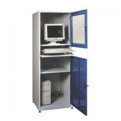 Metalowa szafka pod komputer przemysłowy SMK 1a, SMK1a