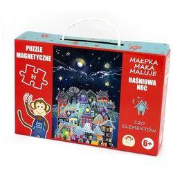 Puzzle Magnetyczne Baśniowa Noc