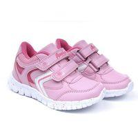 Półbuty sportowe dziecięce American Club CA51-A15107A-1 pink 23 różowy