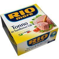 RIO MARE 160g Tuńczyk w oleju słonecznikowym   DARMOWA DOSTAWA OD 150 ZŁ!
