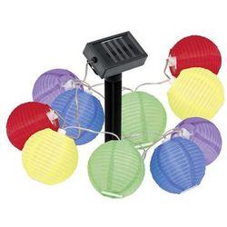 47339 - lampa solarna baloniki 10xled/0,075w marki Eglo