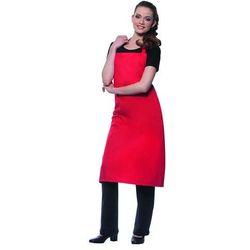 Fartuch 75x100 cm, czerwony | , basic marki Karlowsky
