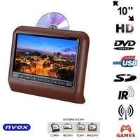 NVOX LED 10' HD z DVD (NVOX DV1017HD BR)