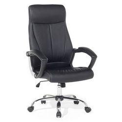 Krzesło biurowe czarne - meble biurowe - fotel komputerowy - CHAMPION