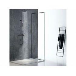 Shower design Kolumna prysznicowa peneda ze stali nierdzewnej, kolor czarny mat – 125 cm