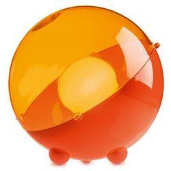 - lampa podłogowa orion - pomarańczowa - pomarańczowy marki Koziol
