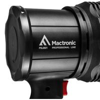 Ładowalny szperacz LED 10 Watt, focus, zasięg 700 m, X-Pistol RC 02