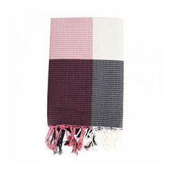 Ręcznik wrapper's delight (różowe wzorki)  marki House of rym