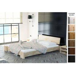 łóżko drewniane dublin 140 x 200 marki Frankhauer