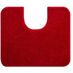dywanik łazienkowy fantastic, ruby czerwony, 50x60cm marki Grund