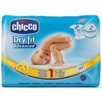 CHICCO Newborn 27szt. (2-5kg) – pieluszki jednorazowe, kup u jednego z partnerów