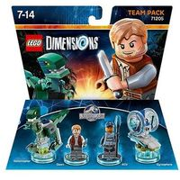 Avalanche studios Lego dimensions-team pack 71205 - jurassic world