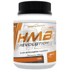hmb revolution - 150 kaps, marki Trec