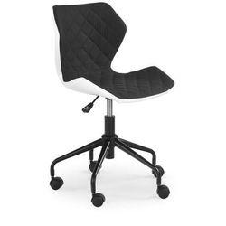 Młodzieżowy fotel obrotowy Halmar - MATRIX- czarny - ZŁAP RABAT: KOD30, V-CH-MATRIX-czarny