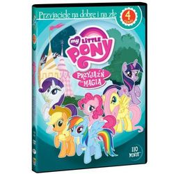 My Little Pony: Przyjaźń To Magia. Część 4 - produkt z kategorii- Bajki