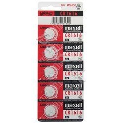 5 x bateria litowa  cr1616 od producenta Maxell