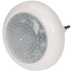 Ospel Lampka nocna led z czujnikiem ruchu, 120st, 8xled orno - or-la-1401