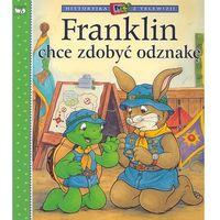 Franklin chce zdobyć odznakę (opr. twarda)