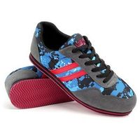 buty Double Red Camo Blue Digi Sneakers (4881603100016)