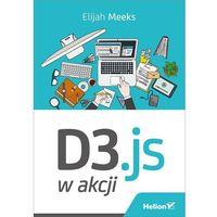 D3.js w akcji (9788328318236)
