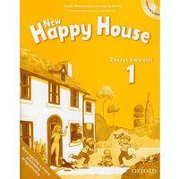 New Happy House 1 Zeszyt ćwiczeń z płytą CD (72 str.)