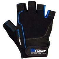 8reps Rękawice kulturystyczne  dd-105 men's power męskie niebieski (rozmiar xl) (5906874156926)