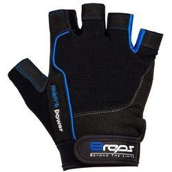 Rękawice kulturystyczne 8REPS DD-105 Men's Power męskie Niebieski (rozmiar XL) - produkt z kategorii- Ręk