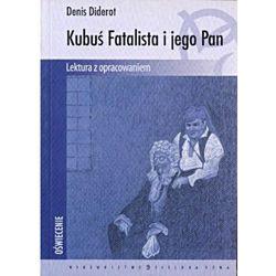 Kubuœ Fatalista i jego Pan, pozycja wydana w roku: 2005